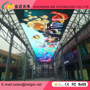 High Definition P5 Indoor HD Full Color LED Video Wall pictures & photos