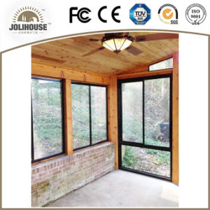 Popular Powder Coating Fixed Aluminium Window for Sale pictures & photos