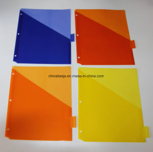 Insertable Plastic Dividers, Double Pocket, Multicolors, 8-Tab pictures & photos