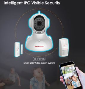 IP Security Cameras Wireless Home Alarm Systems for Apartments Home, Store, School, Factory, Hospital etc. pictures & photos