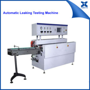 Automatic Leaking and Drying Machine for Aerosol Can pictures & photos