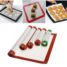High Quality Reusable Silicone BBQ Mat / Grill Mat pictures & photos