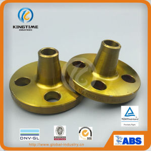 ASME B16.5 Blind Flange Carbon Steel Bl Forged Flange with TUV (KT0178) pictures & photos