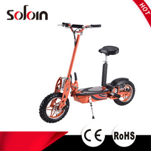 Folding Lead-Acid Battery Brushless Street Electric Scooter (SZE500S-2) pictures & photos