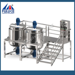 200L, 500L Stainless Steel Steam Heating Mixing Tank pictures & photos