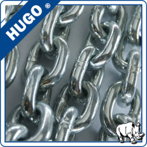 DIN En 818-2 G80 Lifting Alloy Steel Chain with Two Hook Industrial Lifting Anchor Chain pictures & photos