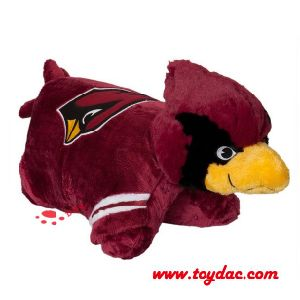 Plush TV Animal Bird Cushion pictures & photos