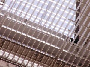 Hot DIP Galvanized Steel Grating Ceiling pictures & photos