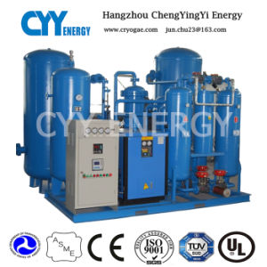Psa Nitrogen Oxygen Generation System for Food Industry pictures & photos