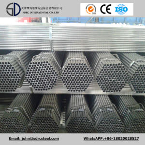 High Quality Ss400 China Galvanized Steel Pipe with Low Price pictures & photos