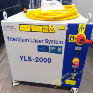 Laser Engraving /Cutting Machine with 2000W Germany Ipg Laser Source pictures & photos