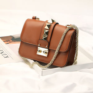Dz039. Shoulder Bag Handbag Vintage Cow Leather Bag Handbags Ladies Bag Designer Handbags Fashion Bags Women Bag pictures & photos