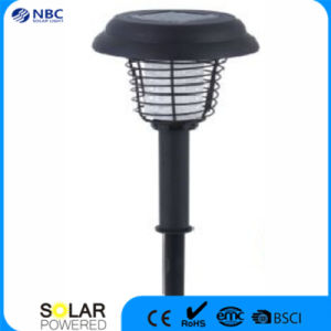 Plastic Material Noncrystalline Silicon 54X54mm Panel Solar Pest Killer Light pictures & photos