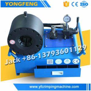 Yongfeng Yjk-32s Hand Hydraulic Hose Crimping Machine