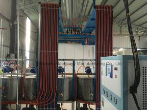 furniture Sponge Mattress Foam Automatically Continuous Foam Making Machine