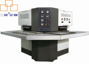 Heat Pressing and Embossing Machine with Cooling Function pictures & photos