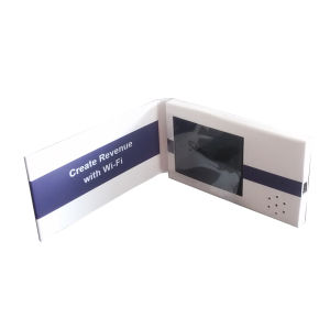 Custom OEM Video Greeting Card for Promotion pictures & photos