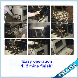 600~800PCS Output Commercial Ice Cream Cone Making Machine pictures & photos