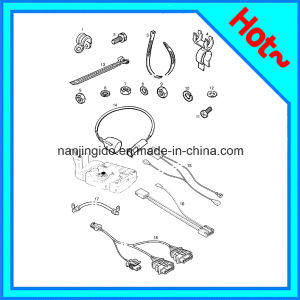 Auto Suspension Engine Mounting Set for Mercedes Benz a-Class 1683230271 pictures & photos