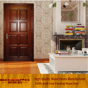 MDF Interior Door Design 2017 (GSP6-017) pictures & photos