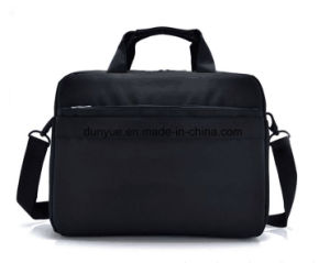 "Factory Hot Sale Nylon Laptop Messenger Bag, OEM Multifunctional Laptop/Notebook Briefcase Bag Fit for 15.6""-17"" Laptop pictures & photos"