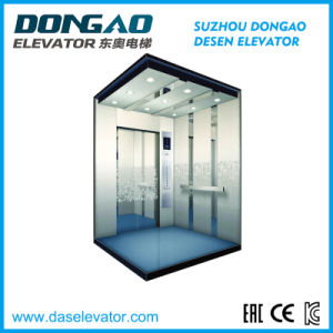 6-10 Person Small Machine Room Passenger Lift with High Quality pictures & photos