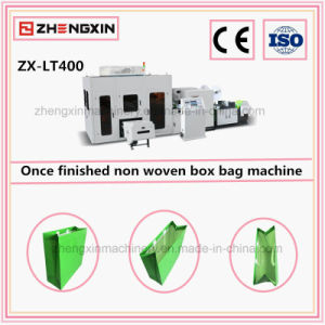 Laminating Non Woven Bag Making Machine Price (Zx-Lt400) pictures & photos