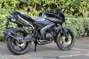 150cc economic Racing Moto with Dual Disk Brakes pictures & photos