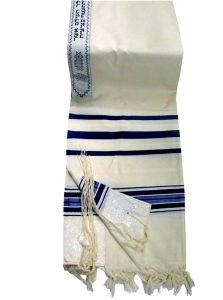 Prayer Wool Tallit Shawl pictures & photos