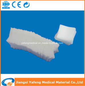 Non Sterile Disposable Use Gauze Swab with Different Sizes pictures & photos