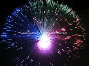 Color Changing LED Fiber Optic Nightlight Lamp Small Night Light