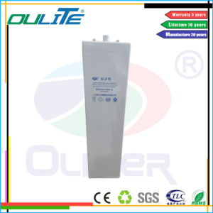 Nice Gel Tubular Battery for 2V 1500ah