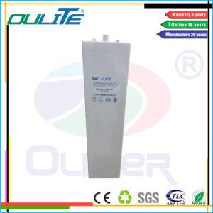 Nice Gel Tubular Battery for 2V 1500ah pictures & photos