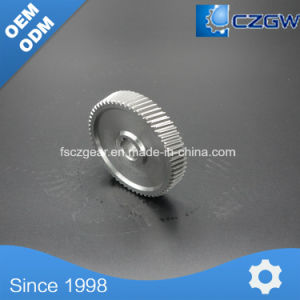 Transmission Straight Teethed Bevel Helical Gear pictures & photos