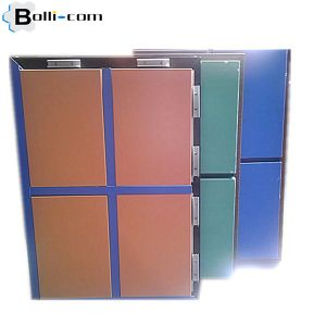 Multi-Wall Honeycomb Polycarbonate Hollow Sheet for Decorative Films pictures & photos