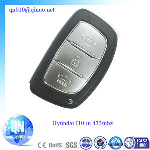 Car Key Remotes for Hyundai I10 in 433MHz pictures & photos