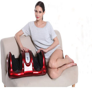 Foot Massager / Electric Heating Therapy Foot Massager pictures & photos