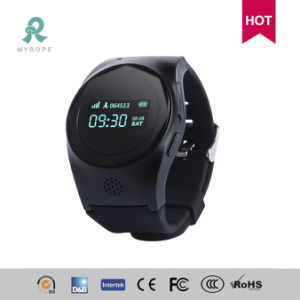 Personal Kids GPS Watch Tracker Support WiFi +Lbs+GPS Location R11 pictures & photos