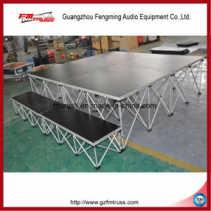 Assemble Stage/Used Portable Stage/Simple Stage Factory pictures & photos