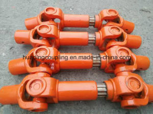 Cardan Drive-Shafts Universal Coupling pictures & photos