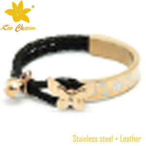 Classic Fashion Mens Anchor Bracelet pictures & photos