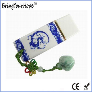 Blue and White Porcelain Chinese Style USB (XH-USB-096) pictures & photos