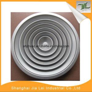 Aluminum Round Return and Supply Air Diffuser
