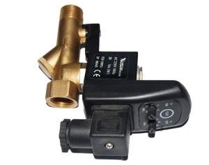 "1/2"" NPT Air Compressor Auto Drain Valve Screw Air Compressor Parts pictures & photos"