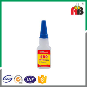 Trade Assurance Adhesive 480 Instant Adhesive Glue pictures & photos