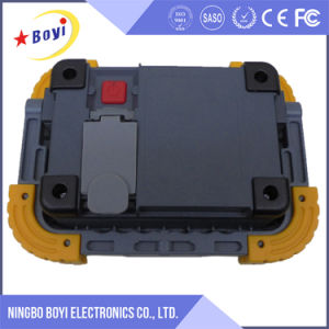COB Driving Voltage 3V Work Zone Rechargeable LED Worklight pictures & photos