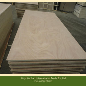 Hot Sale BB/CC Grade Red Hardwood Plywood Board (2.5mm, 2.6mm, 5.0mm) pictures & photos