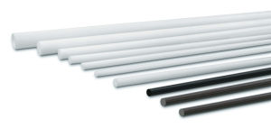 Teflon Rod Pipe Plastic Products PTFE Rod pictures & photos