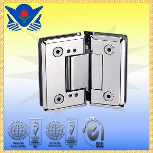 Xc-Sva324 Sanitary Ware Glass Spring Clamp Glass Door Hinge pictures & photos