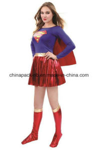 Halloween Party Costumes Sexy Women Movie Queen Cosplay Costume Party Costumes pictures & photos